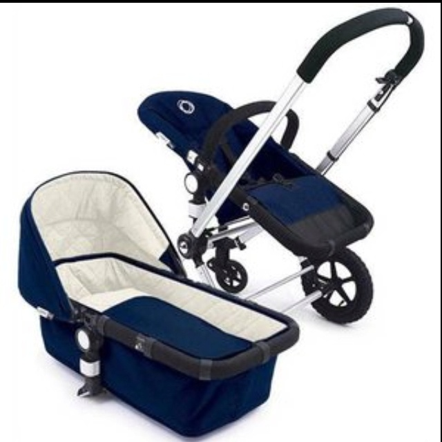 Bugaboo Stroller... I will own this one!