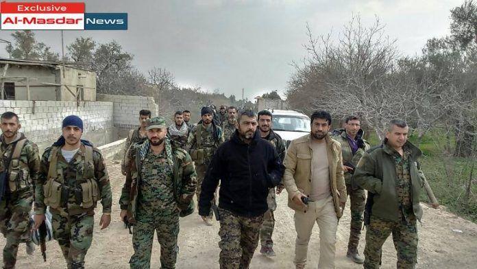Noticia Final: Exército sírio faz novos ganhos no norte de Damasc...