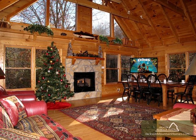 25 best Great Smoky Mountain Cabin Rentals images on Pinterest ...