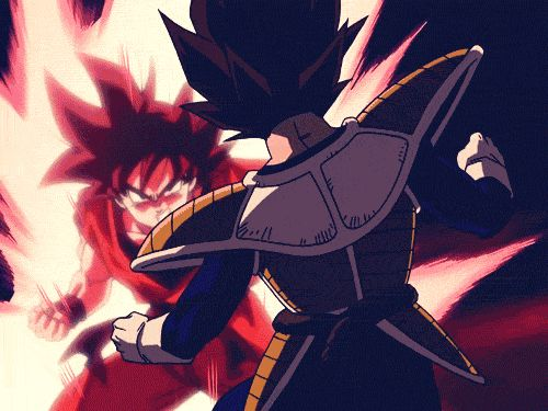 I'm game for anything that's Goku vs. Vegeta.