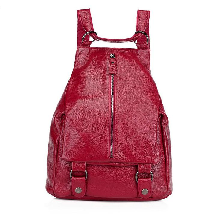 Bolso de piel modelos originales bolsos de bandolera de marca modernas mochilas de viaje niñas
