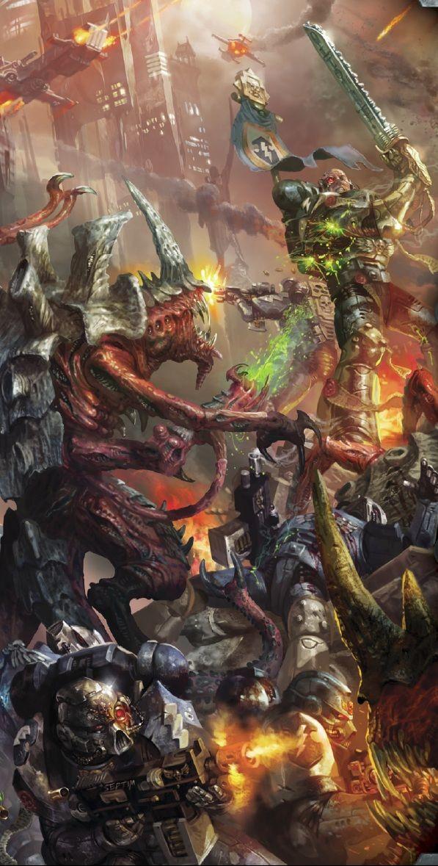 Warhammer 40,000 Art Dump - Album on Imgur