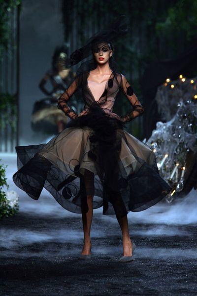 -John Galliano-  for Christian Dior Haute Couture  (autumn/winter. 2005.2006)