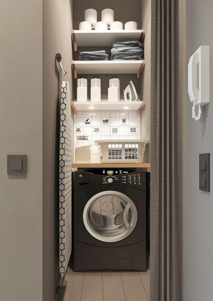 Kleine Wohnung modern und funktionell einrichten_platzsparende ideen für 1 zimm…
