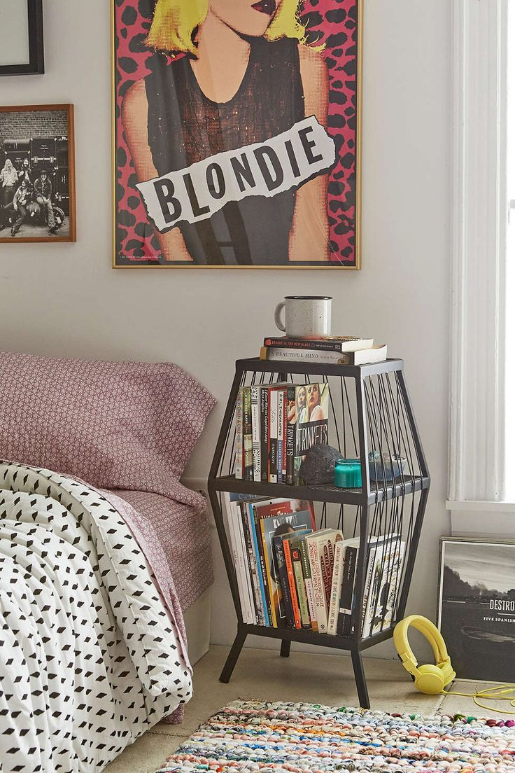 Metal Storage Cubby - Urban Outfitters this is so sweet, I want one!!!!