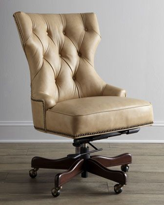 37 best Leather Office Chair images on Pinterest | Office spaces ...