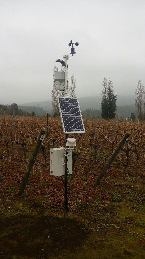 Estación Meteo AGRYS Versión Agricultura