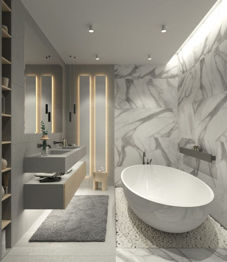 bathroom design | VIZN studio