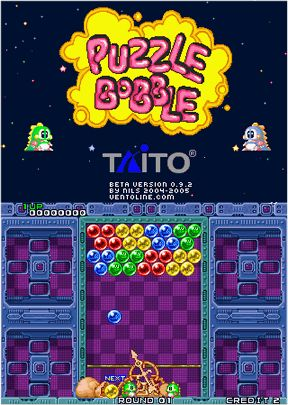 Bubble Bobble (Puzzle Bobble) PC Game
