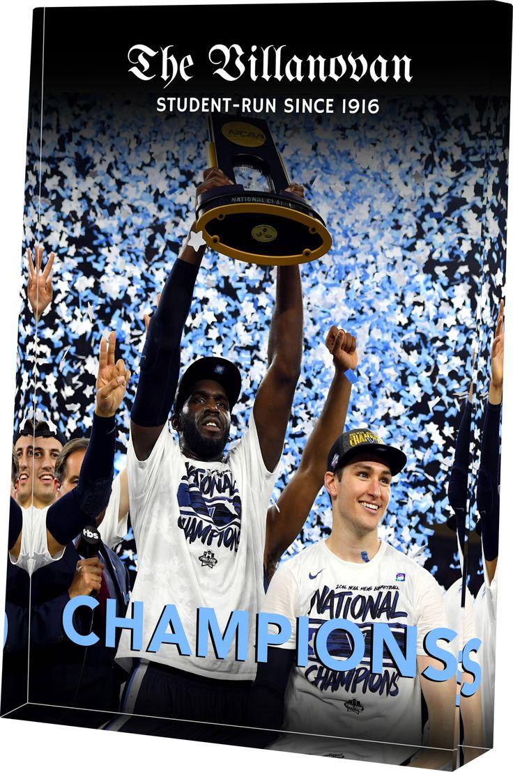 2016 NCAA Championship Crystal