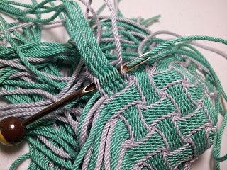 Malarky Crafts: Ply Split Braiding Fun