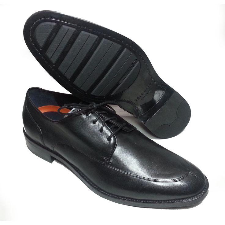Cole Haan Men Size 10 Black #leather shoes Lenox HILL SPLIT OX Apron Split Toe ColeHaan visit our ebay store at  http://stores.ebay.com/esquirestore