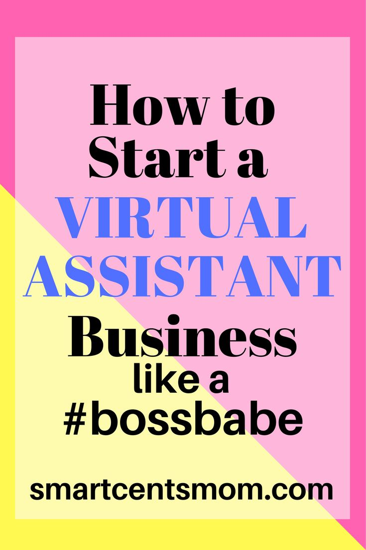 How to Become a Virtual Assistant...virtualt assistant jobs at home | virtual assistant jobs for beginners via @https://www.pinterest.com/smartcents/