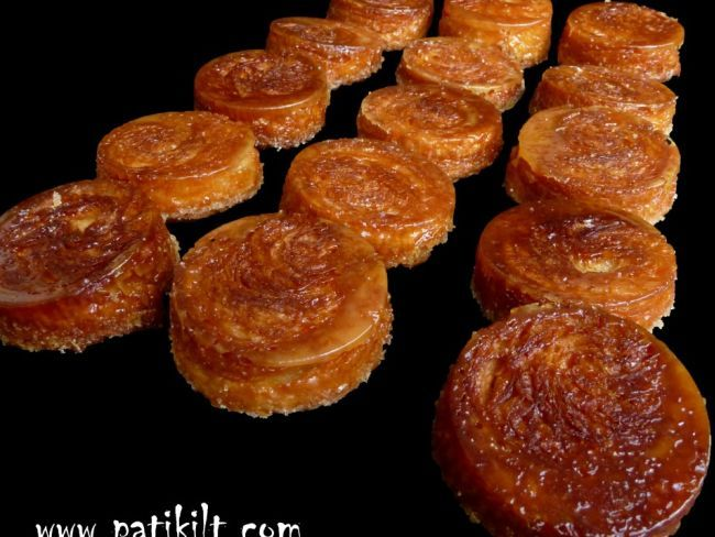 Kouign amann version philippe conticini