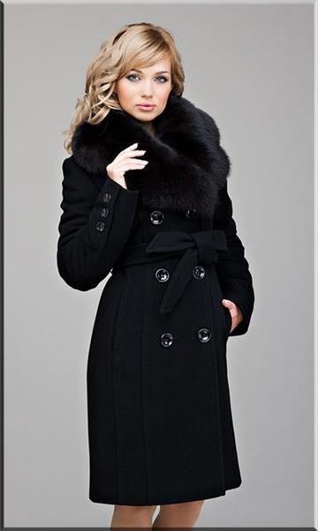 Пальто драповое каталог женское