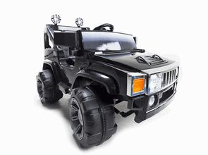 12 Volt Remote Control Ride On H2 Hummer Jeep Truck