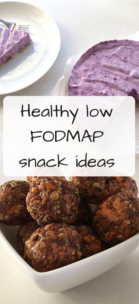 Low FODMAP snack inspiration!
