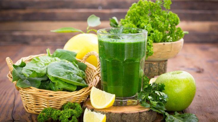 Mettez-vous au vert avec les green smoothies !