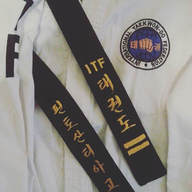 #태권도 #itftaekwondo #itf태권도 #taekwon_do #taekwondoitf #taekwondo #taekwon #도복