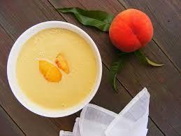 Joghurtos õszibarackleves (V)
