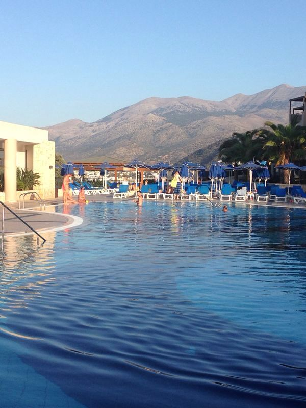 Grand Hotel, Hersonissos, Crete