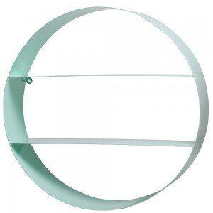 Mint GE Circle Shelf