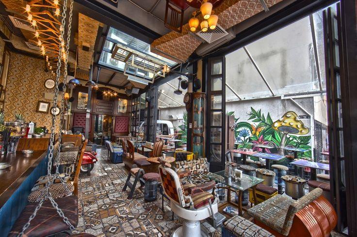 WAN INTERIORS Restaurants, February 30