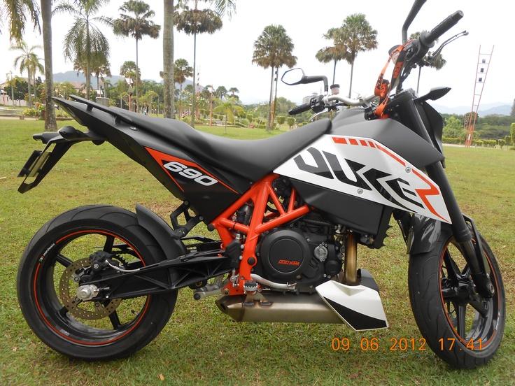 My Baby Duke 690R