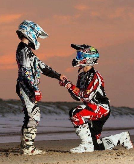 motocross e donne