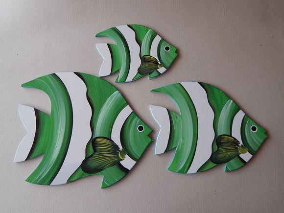 Trio de Peixes GG1