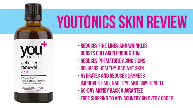 YouTonics Skin Review: Collagen Based Solution for Younger Looking Skin