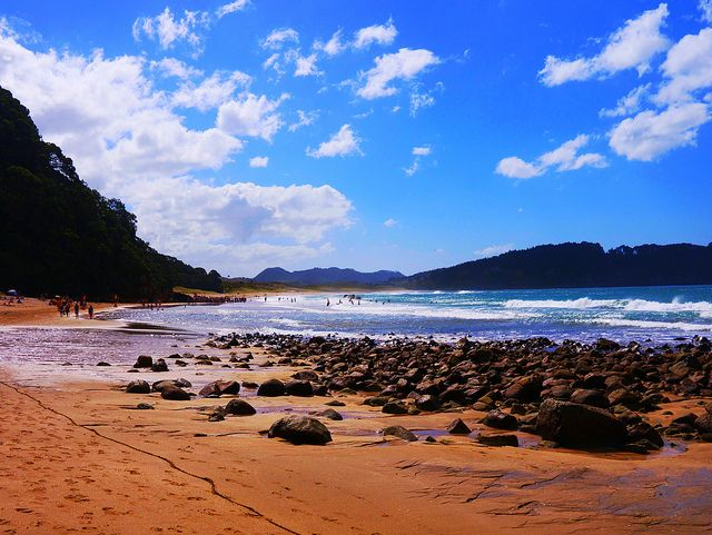 Hot Water Beach Hot Pool | Flickr - Photo Sharing!