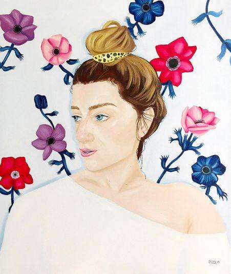 Oilpainting - Caroline Drogo