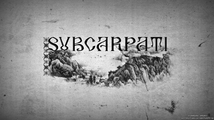 Subcarpati Wallpaper #1 by beyondtime5.deviantart.com on @DeviantArt