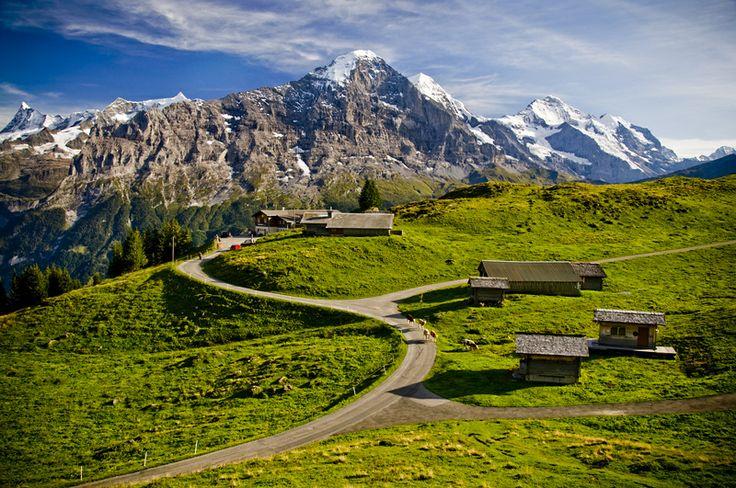 Switzerland / Eiger | Flickr - Photo Sharing!