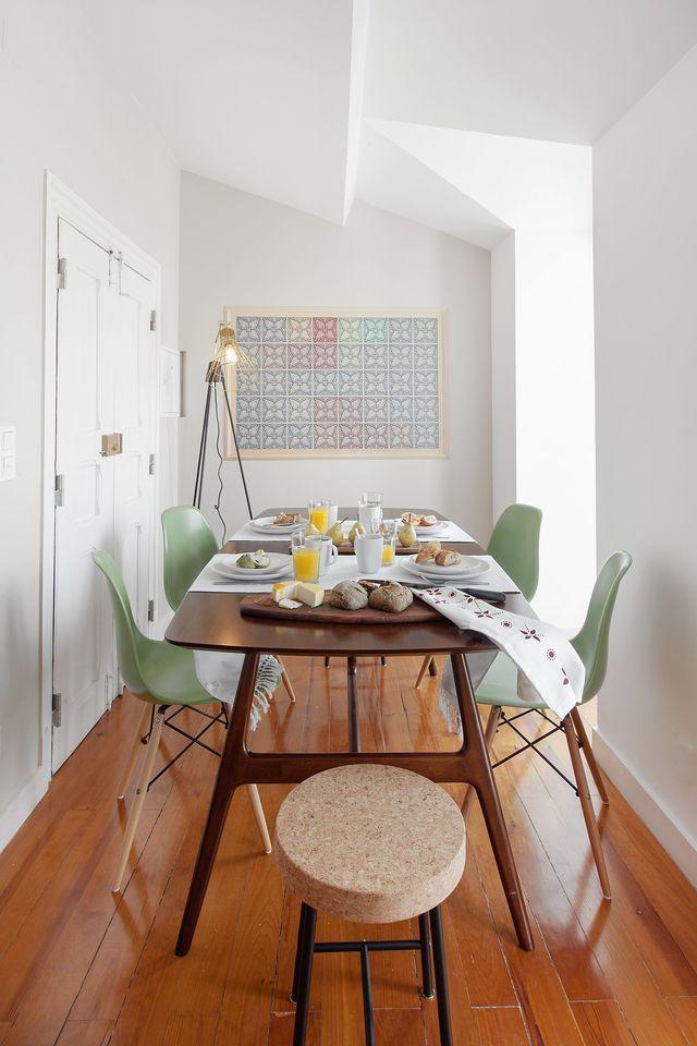 Appartement Lisbonne : relooking express d'un 79 m2 - Côté Maison