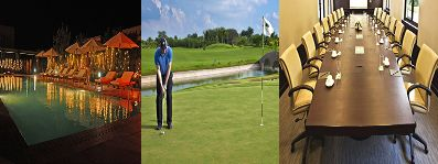 Travelshanti.com brings you a beautiful property near Manesar for a relaxing and rejuvenating short break near Delhi, where you can even enjoy a game of Golf.   http://www.travelshanti.com/packages/rejuvenation/india/leisure-breaks/short-break-near-Delhi