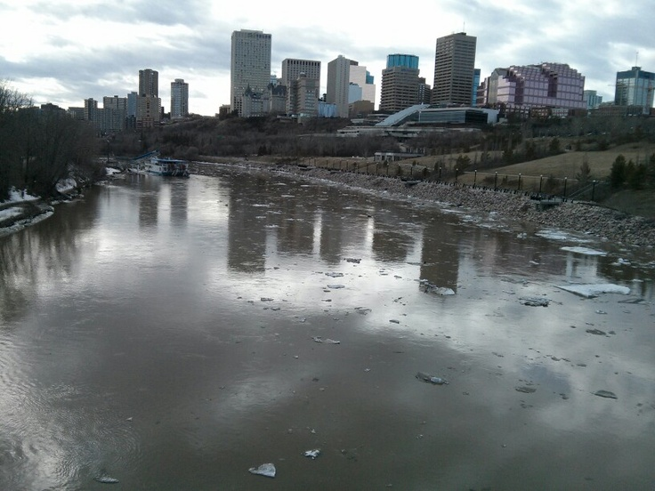 nice day out today Edmonton
