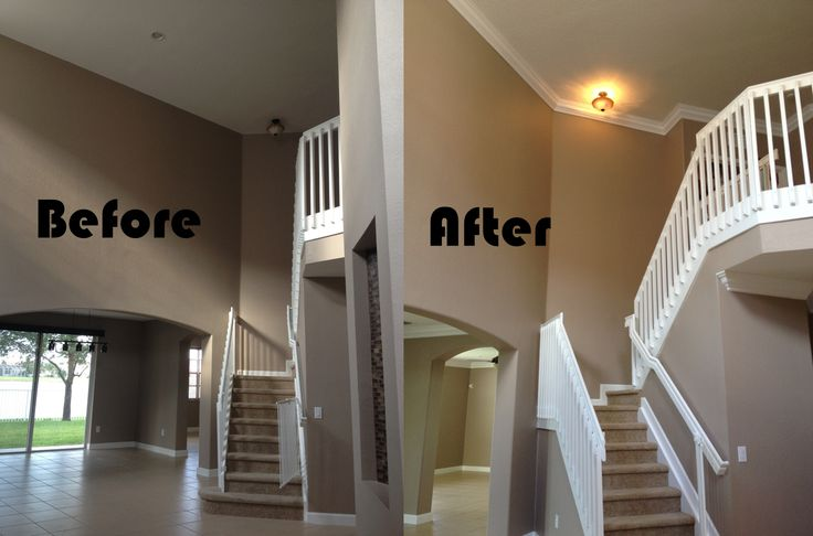 Pin By Crown Max Decor On Before And After Crown Molding