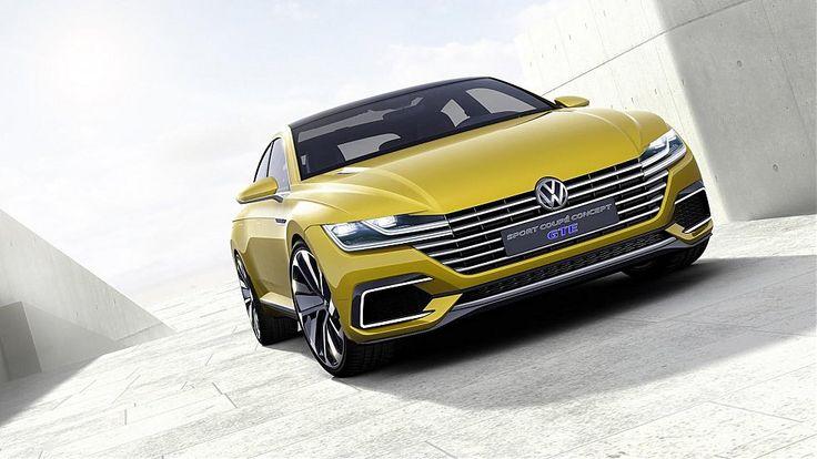 Volkswagen Sport Coupé Concept 2015