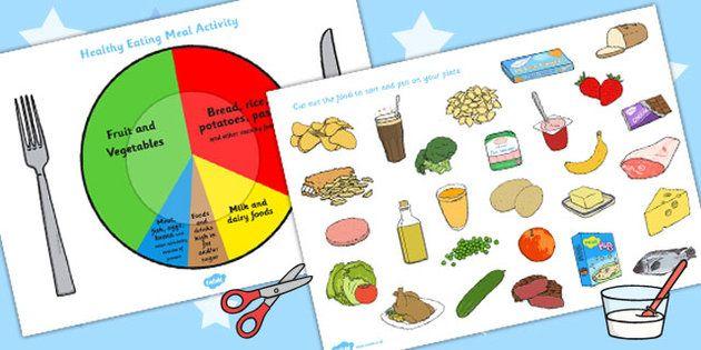 Food pyramid worksheet nz