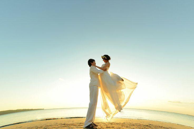 バリ島サンセット・ビーチ |バリ島フォトウェディング│日本人カメラマンが30,000円~撮影いたします
