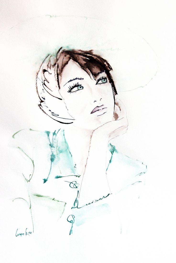 Figuration Feminine - artist Carmen Bayer
