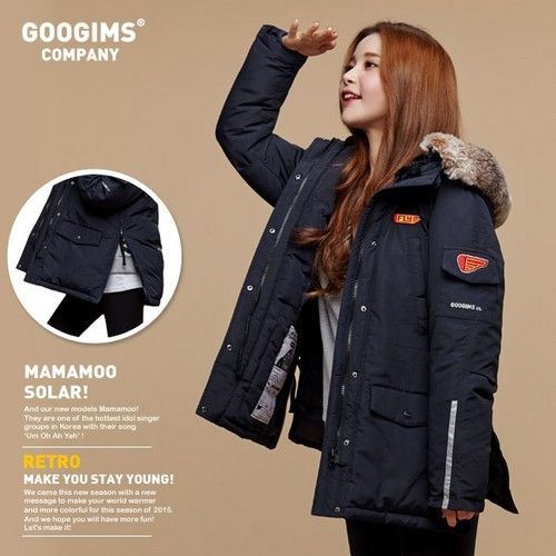 new googims winter outer with mamamoo