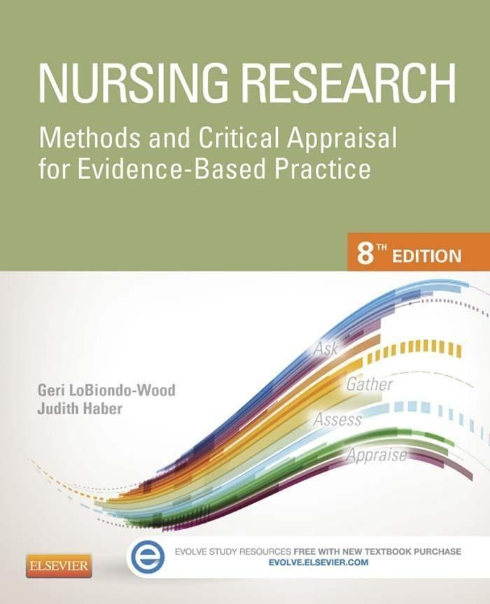 The 25 best evidence based nursing ideas on pinterest the nursing research methods and critical appraisal for evidence based practice 8th edition fandeluxe Image collections