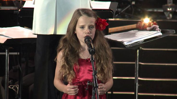 "Amira Willighagen - ""O Sole Mio"" with Paul Potts & James Bhemgee - South..."
