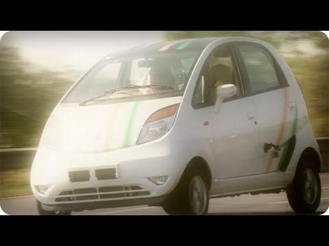 Jay Leno's Garage - 2012 Tata Nano: From Bollywood to Hollywood