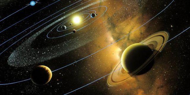 Ilustrasi.   SpaceNesia - Bumi merupakan salah satu anggota planet Tata Surya, sistem bintang di mana Matahari sebagai bintang induknya....