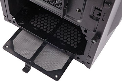 Corsair CC-9011075-WW Carbide Series 100R Windowed Mid-Tower ATX Computer Case - Black - Computer Cases - PC Bin | PC Parts & Accessories