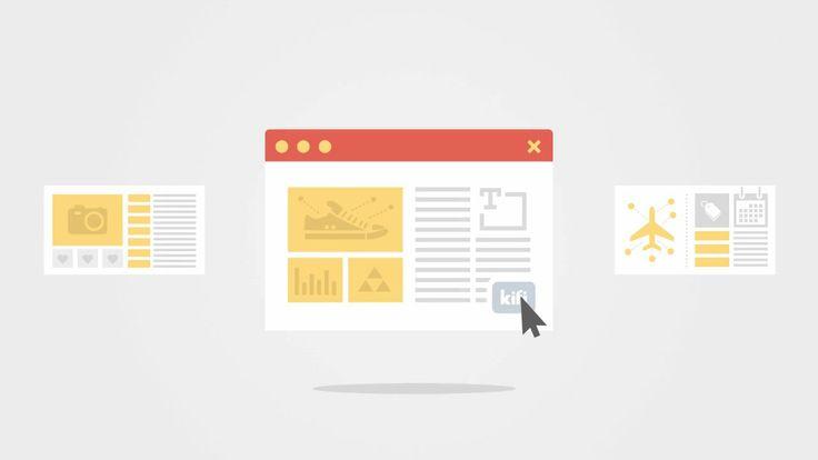 Thinkmojo, Inc / KiFi – Keep it, Find it #motion #animation #explainer